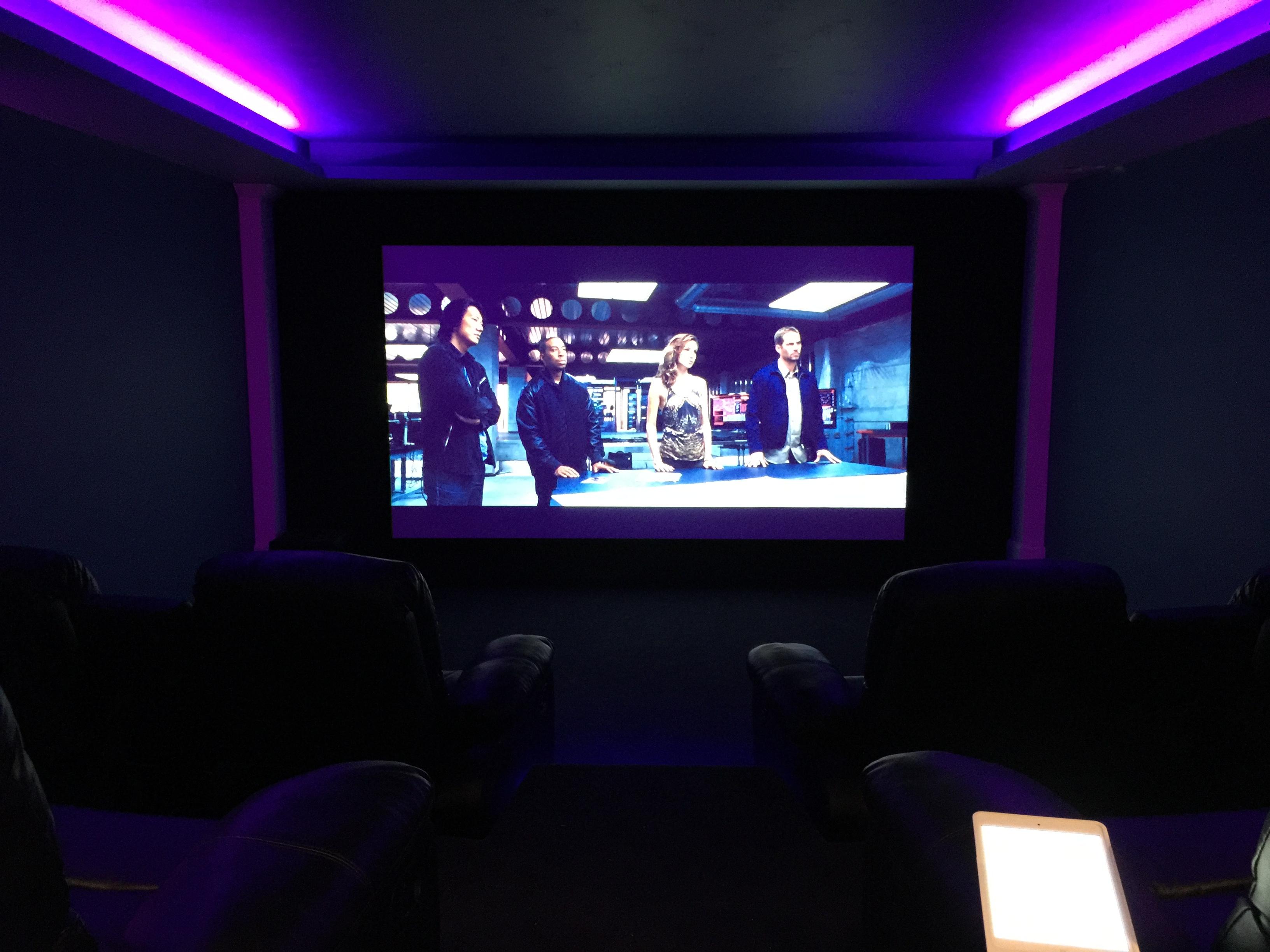 Home Cinema Rb Vision
