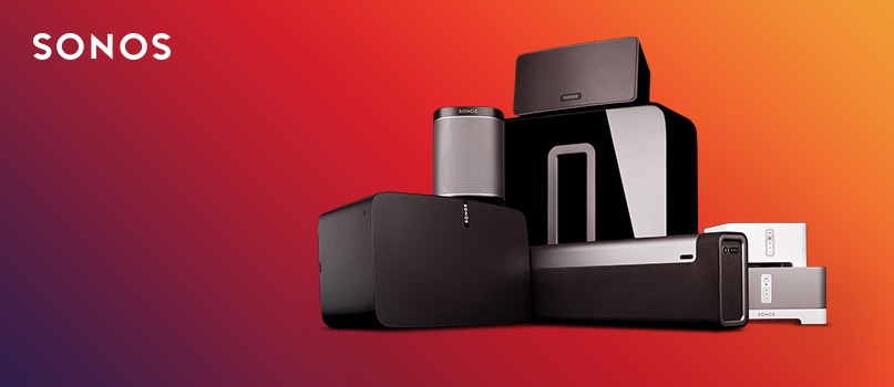 Sonos Wireless Music Systems Inc Play 1 Play3 Play 5